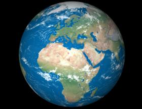 map afrique