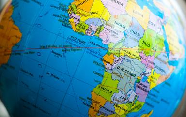afrique map